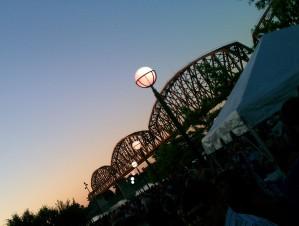 Big Four Bridge | Waterfront Wednesday