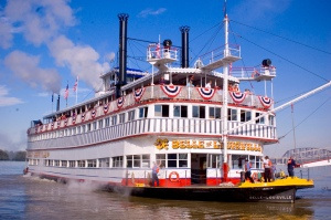 The Belle of Louisville in all its glory!