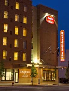 Marriott Residence Inn | Downtown Louisville