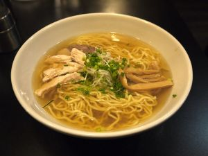 """Japanese Salt flavor Sapporo Ramen"" by STRONGlk7 - Own work. Licensed under Creative Commons Attribution-Share Alike 3.0 via Wikimedia Commons - http://commons.wikimedia.org/wiki/File:Japanese_Salt_flavor_Sapporo_Ramen.JPG#mediaviewer/File:Japanese_Salt_flavor_Sapporo_Ramen.JPG"
