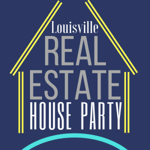 Louisville Real Estate House Party Logo